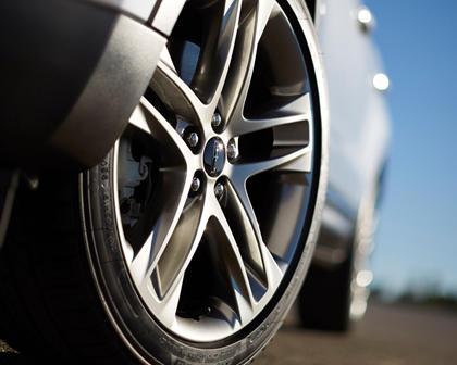 2018 Lincoln MKC Select 4dr SUV Wheel