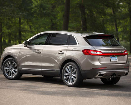 2017 Lincoln MKX Reserve 4dr SUV Exterior