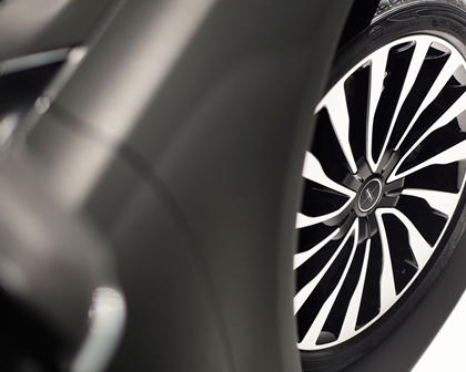 2018 Lincoln MKZ Black Label Sedan Wheel