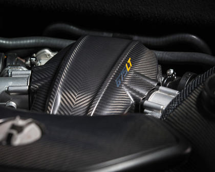 2016 McLaren 675LT Coupe 3.8L V8 Turbo Engine