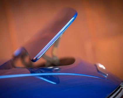 2018 Mercedes-Benz AMG GT Convertible Exterior Detail