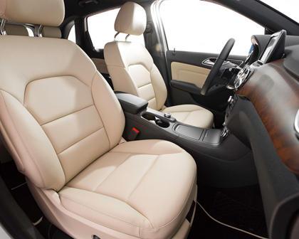 2017 Mercedes-Benz B-Class Electric Drive B250e 4dr Hatchback Interior