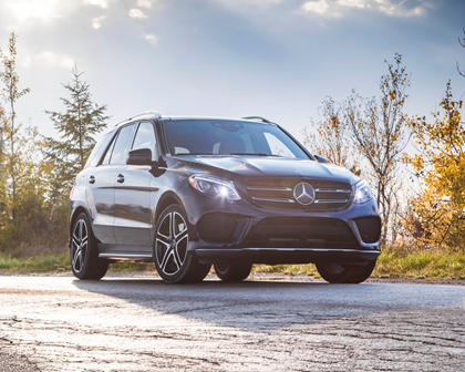 2018 Mercedes-Benz GLE-Class AMG GLE 43 4MATIC 4dr SUV Exterior