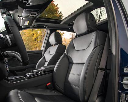 2018 Mercedes-Benz GLE-Class AMG GLE 43 4MATIC 4dr SUV Interior