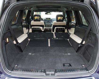 2017 Mercedes-Benz GLS-Class GLS450 4MATIC 4dr SUV Interior