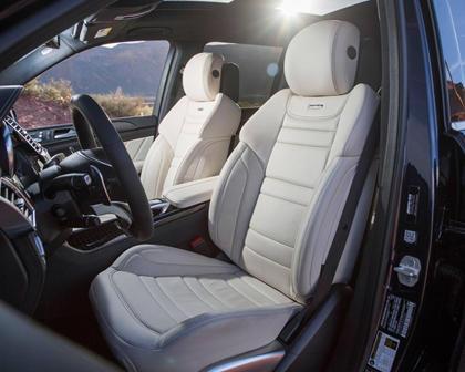 2017 Mercedes-Benz GLS-Class GLS 63 4dr SUV Interior