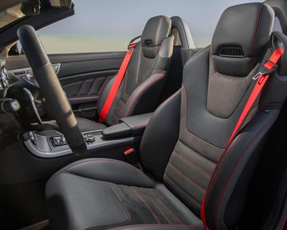 2018 Mercedes-Benz SLC-Class AMG SLC 43 Convertible Interior
