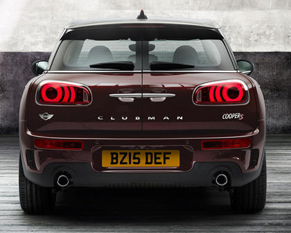 2017 MINI Clubman Cooper S 4dr Hatchback Exterior