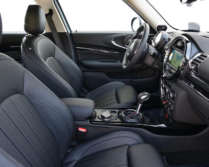 2017 MINI Clubman Cooper S ALL4 4dr Hatchback Interior Shown