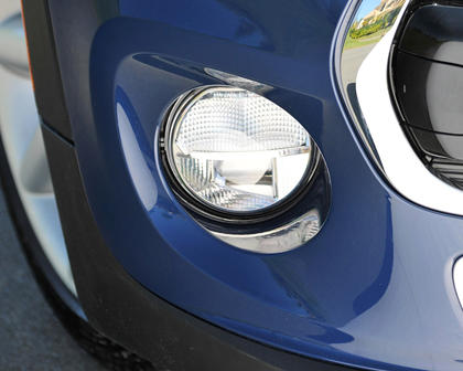 2018 MINI Hardtop 2 Door Cooper 2dr Hatchback Fog Light Detail