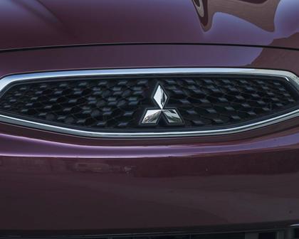 2018 Mitsubishi Mirage GT 4dr Hatchback Front Badge