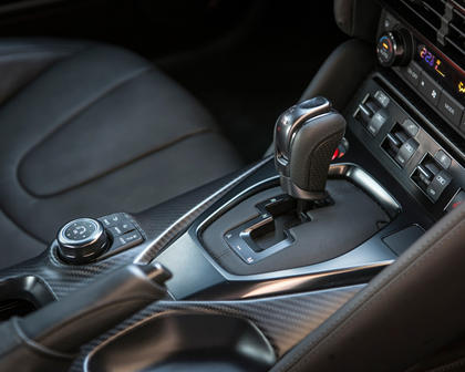 2017 Nissan GT-R Premium Coupe Shifter
