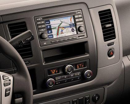 2017 Nissan NV Passenger 3500 SL Passenger Van Center Console