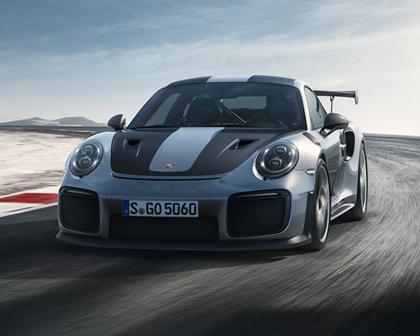 2018 Porsche 911 GT2 RS Coupe Exterior
