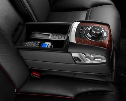 2017 Rolls-Royce Ghost Series II SedanInterior Detail