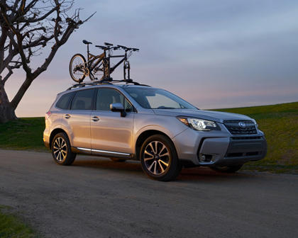 2018 Subaru Forester 2.0XT Touring 4dr SUV Lifestyle Exterior