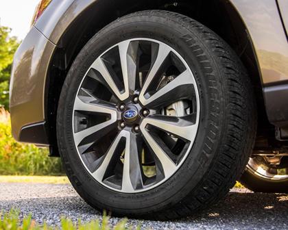 2018 Subaru Forester 2.0XT Touring 4dr SUV Wheel
