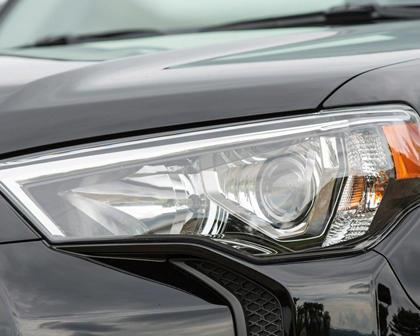 Toyota 4Runner SR5 Premium 4dr SUV Headlamp Detail