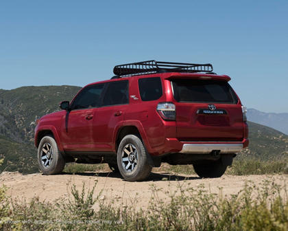 Toyota 4Runner TRD OFF-ROAD Premium 4dr SUV Exterior Shown