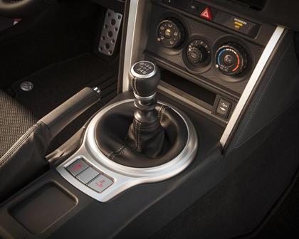 2017 Toyota 86 Coupe Shifter