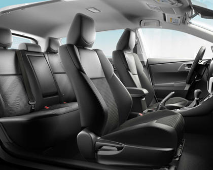 Toyota Corolla iM 4dr Hatchback Interior