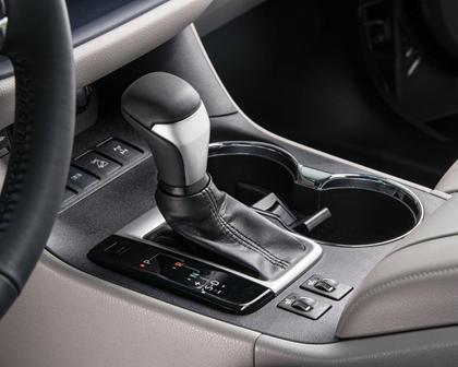 2017 Toyota Highlander XLE 4dr SUV Shifter