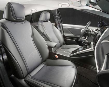 2017 Toyota Mirai SedanInterior