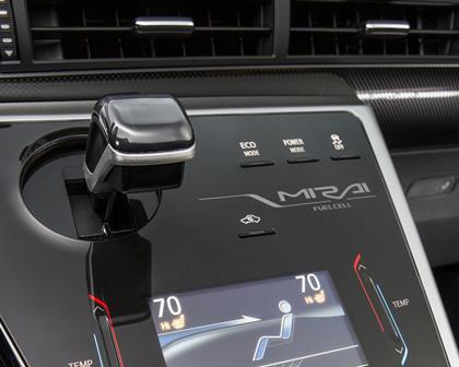 2017 Toyota Mirai SedanShifter