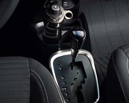 2018 Toyota Yaris SE 4dr Hatchback Shifter