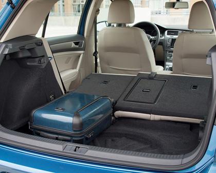 2016 Volkswagen e-Golf SEL Premium 4dr Hatchback Interior