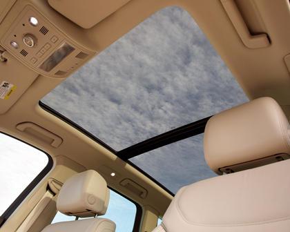 2017 Volkswagen Touareg V6 Executive 4dr SUV Interior Detail