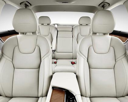 2018 Volvo  S90 Plug-in Hybrid Seats