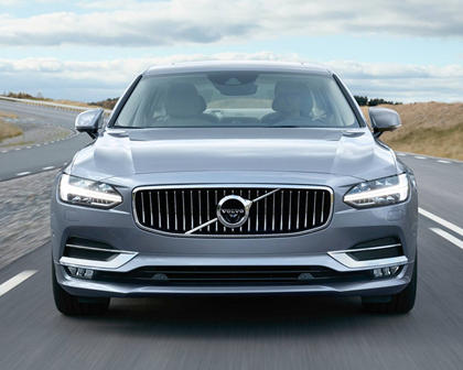 2018 Volvo S90 T6 Inscription Sedan Exterior