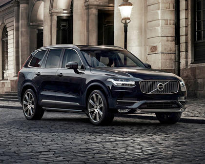 2018 Volvo XC90 T6 Inscription 4dr SUV Exterior Shown