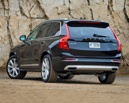 2015-2019 Volvo  XC90 T6 Inscription 4dr SUV Exterior Shown