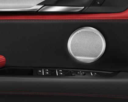 2015-2018 BMW  X5 M Speaker
