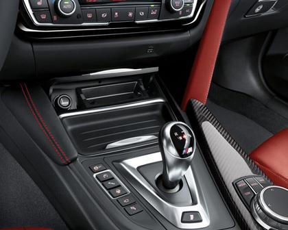 2015-2017 BMW  M4 Gear Shifter