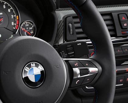 2015-2017 BMW  M3 Sedan Steering Wheel Controls