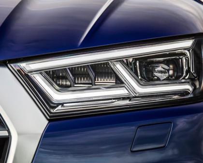 2016-2018 Audi Q5 Headlight