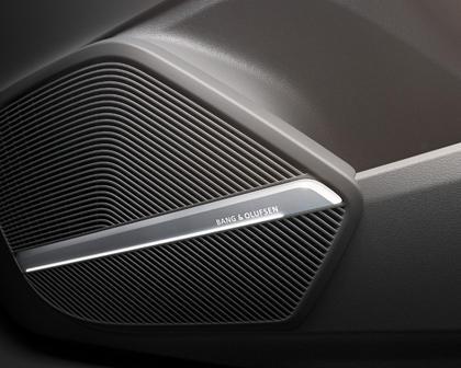 2016-2018 Audi Q5 Speaker
