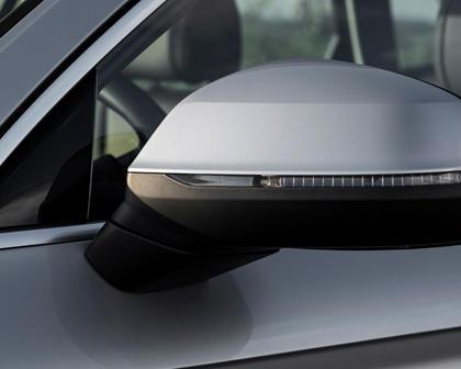 2016-2018 Audi Q5 Side Mirror