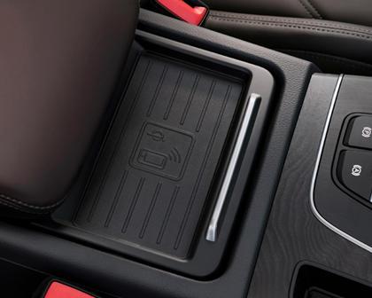 2016-2018 Audi Q5 Central Console