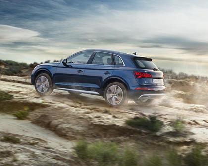 2018 Audi Q5 2.0T Premium Plus quattro 4dr SUV Exterior Detail