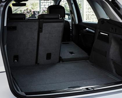 2018 Audi Q5 2.0T Premium Plus quattro 4dr SUV Cargo Area
