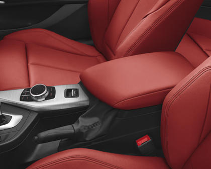 2018-2019 BMW 2 Series Convertible Driver's Armrest