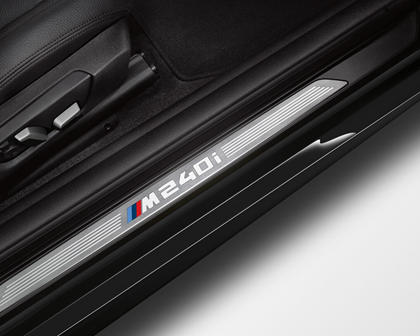 2018-2019 BMW 2 Series Coupe Sill Plate