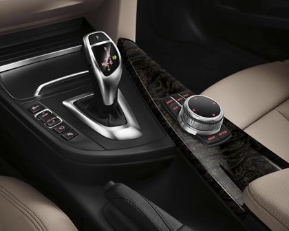2017-2019 BMW 3 Series Gran Turismo Shifter