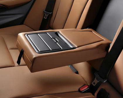 2017-2019 BMW 3 Series Gran Turismo Armrest for Rear Passengers