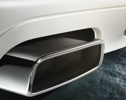 2014-2018 BMW 6 Series Gran Coupe Exhaust