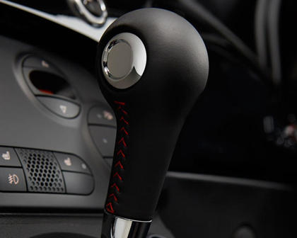 2017 FIAT 500 Abarth 2dr Hatchback Shifter